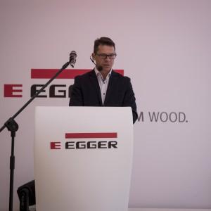 Waldemar Zawiślak, kierownik sprzedaży Egger Polska