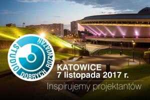 Kolejne Studio Dobrych Rozwiązań już wkrótce - Katowice, 7 listopada