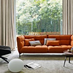 Sofa Husk firmy B&B Italia. Projekt: Patricia Urquiola. Fot. B&B Italia