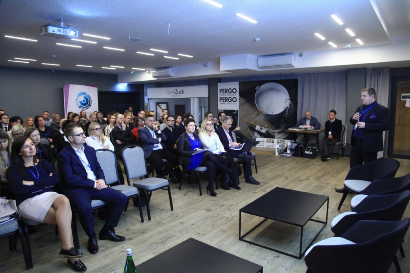 Propertydesign.pl Workplace Talks podczas Property Forum Trójmiasto 2017