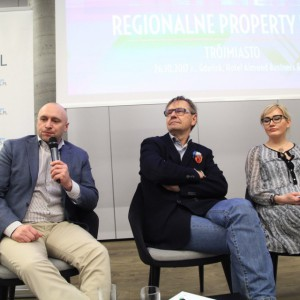 Propertydesign.pl Workplace Talks podczas Property Forum Trójmiasto 2017.