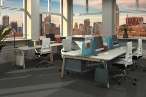 Jakie dekory pasują do mebli biurowych - opinie producentów