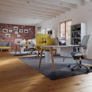 System mebli biurowych