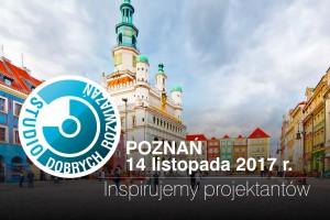 Już wkrótce Studio Dobrych Rozwiązań zawita do Poznania