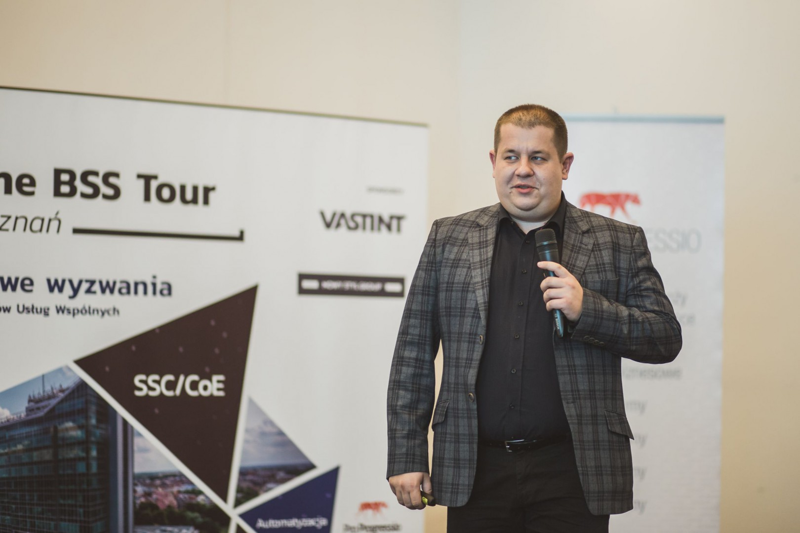 Sebastian Osuch, business services senior manager Grupy Nowy Styl. Fot. Grupa Nowy Styl