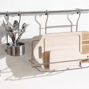 System relingowy to dobre rozwiązanie do kuchni. Fot. Rejs