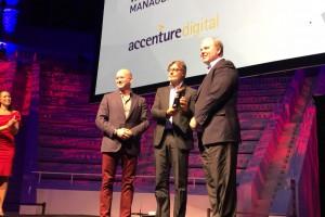Grupa Biesse otrzymała nagrodę za wprowadzenie technologii IoT