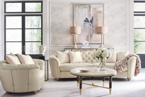 Eleganckie wnętrze - poznaj nową markę mebli