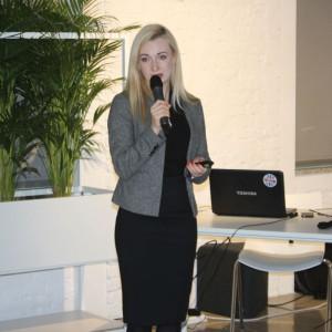 Monika Wiśniewska, menedżer produktu w firmie Ceramika Paradyż.