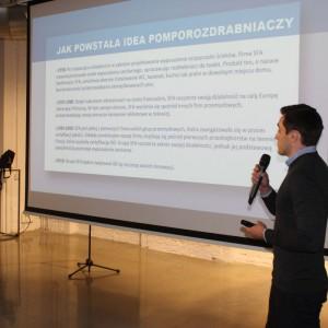 Prezentacja firmy SFA Poland.