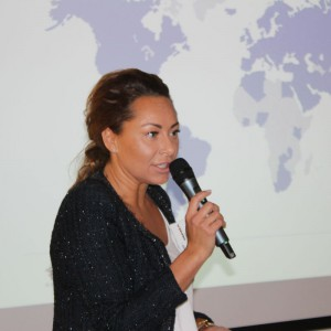 Ewa Żurkiewicz, project manager firmy Straton, dystrybutora marki Fibaro w Poznaniu.
