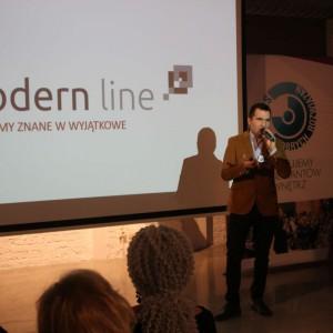 Prezentacja firmy Modern Line.