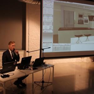 Prezentacja firmy CAD Projekt.