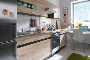 Meble do małej kuchni - otwarte i zamknięte przestrzenie