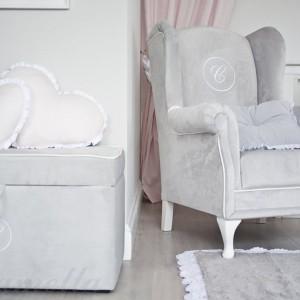 Meble wybrane przez Zofię Ślotałę do pokoju swojej córki. Fot. Caramella
