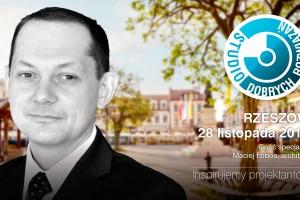 Kto będzie gościem specjalnym Studia Dobrych Rozwiązań w Rzeszowie?