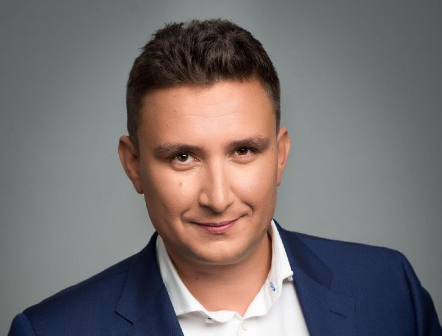 Marcin Powierza, członek zarządu Forbis Group. Fot. Forbis Group