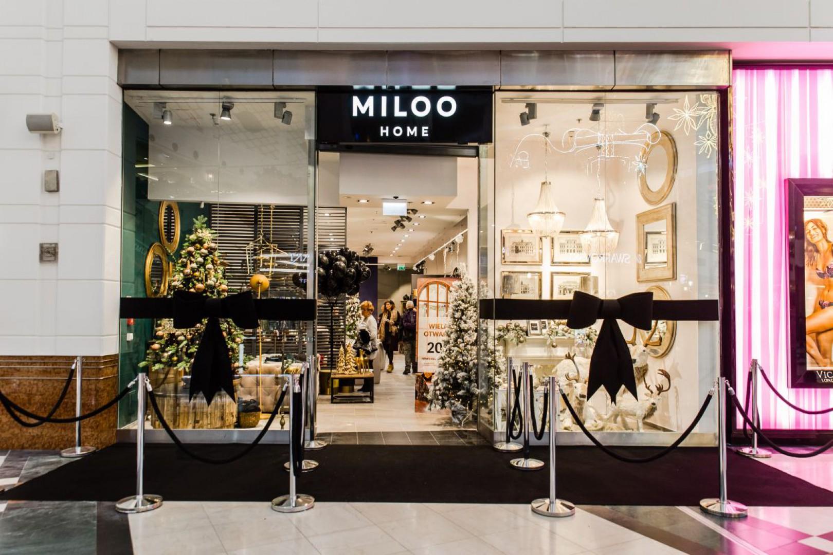 Miloo rynek mebli - marka miloo home otworzyła nowy salon w warszawskiej