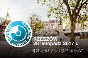 Studio Dobrych Rozwiązań w Rzeszowie już jutro – zapraszamy!