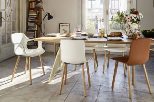 Stół i krzesła w jadalni - zobacz nietypowe połączenia!