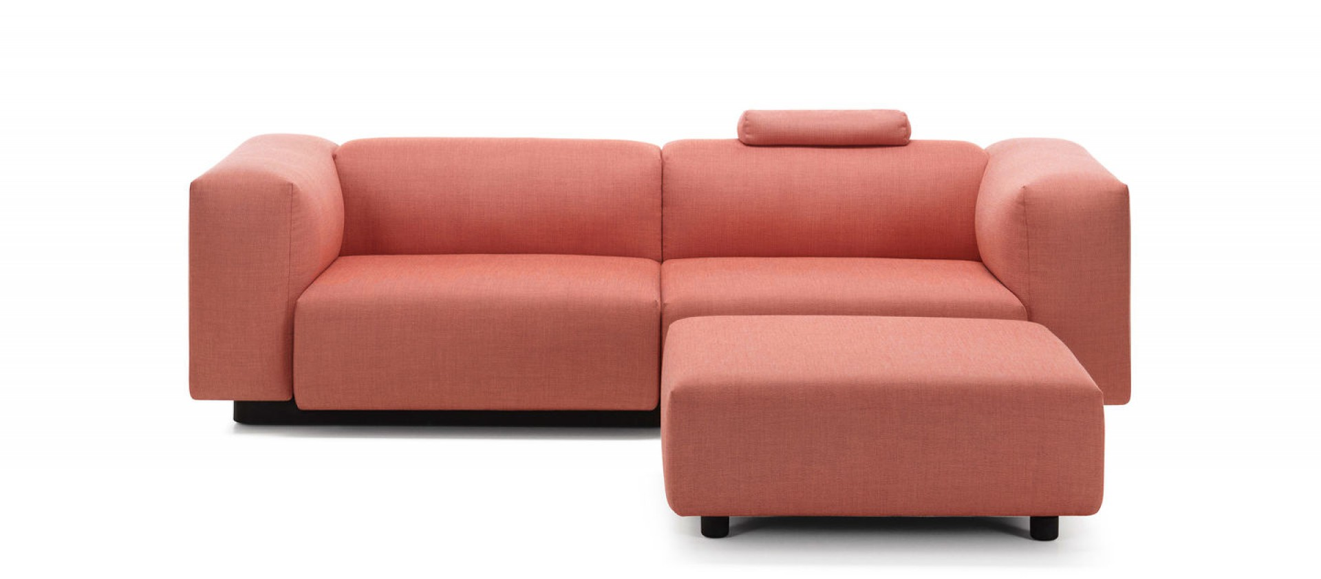 "Sofa ""Soft Modular"" firmy Vitra. Projekt: Jasper Morrison. Fot. Vitra"