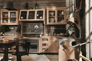 Kuchnia w wiejskim stylu - ciepła, przytulna i z klimatem