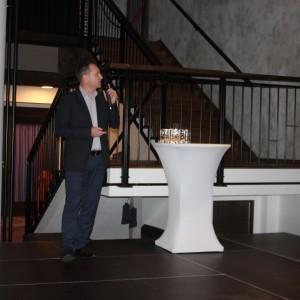 Dariusz Jędrzejczak, szef działu handlowego w firmie Mochnik