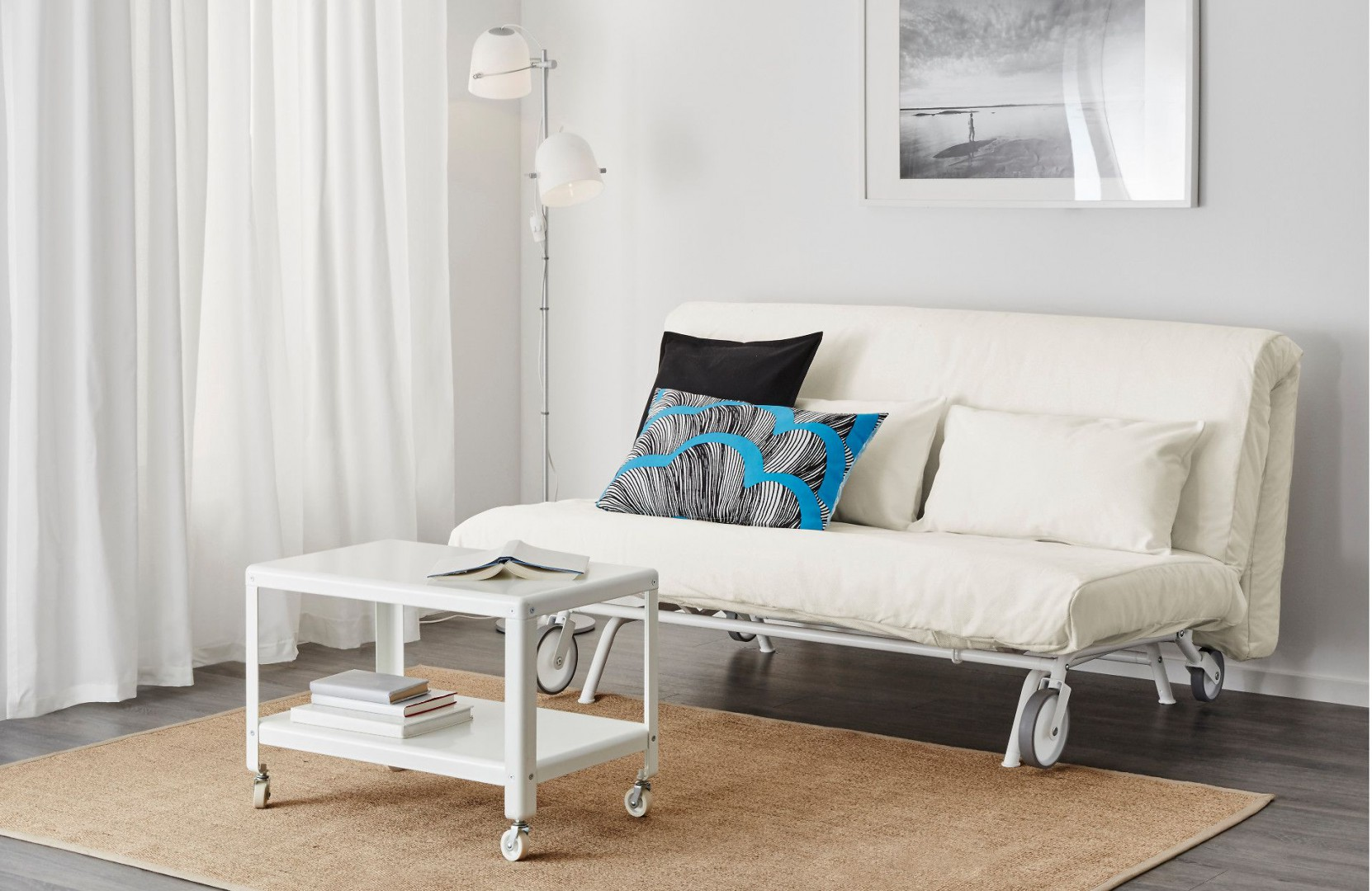 Sofa IKEA PS LÖVÅS. Fot. IKEA