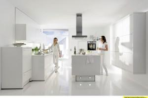 Trendy w meblarstwie: białe meble kuchenne