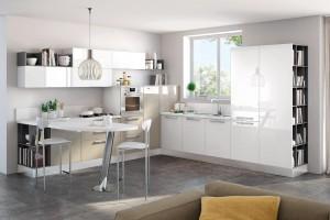 Zabudowa meblowa a okno w kuchni – jakie rozwiązania są najlepsze?