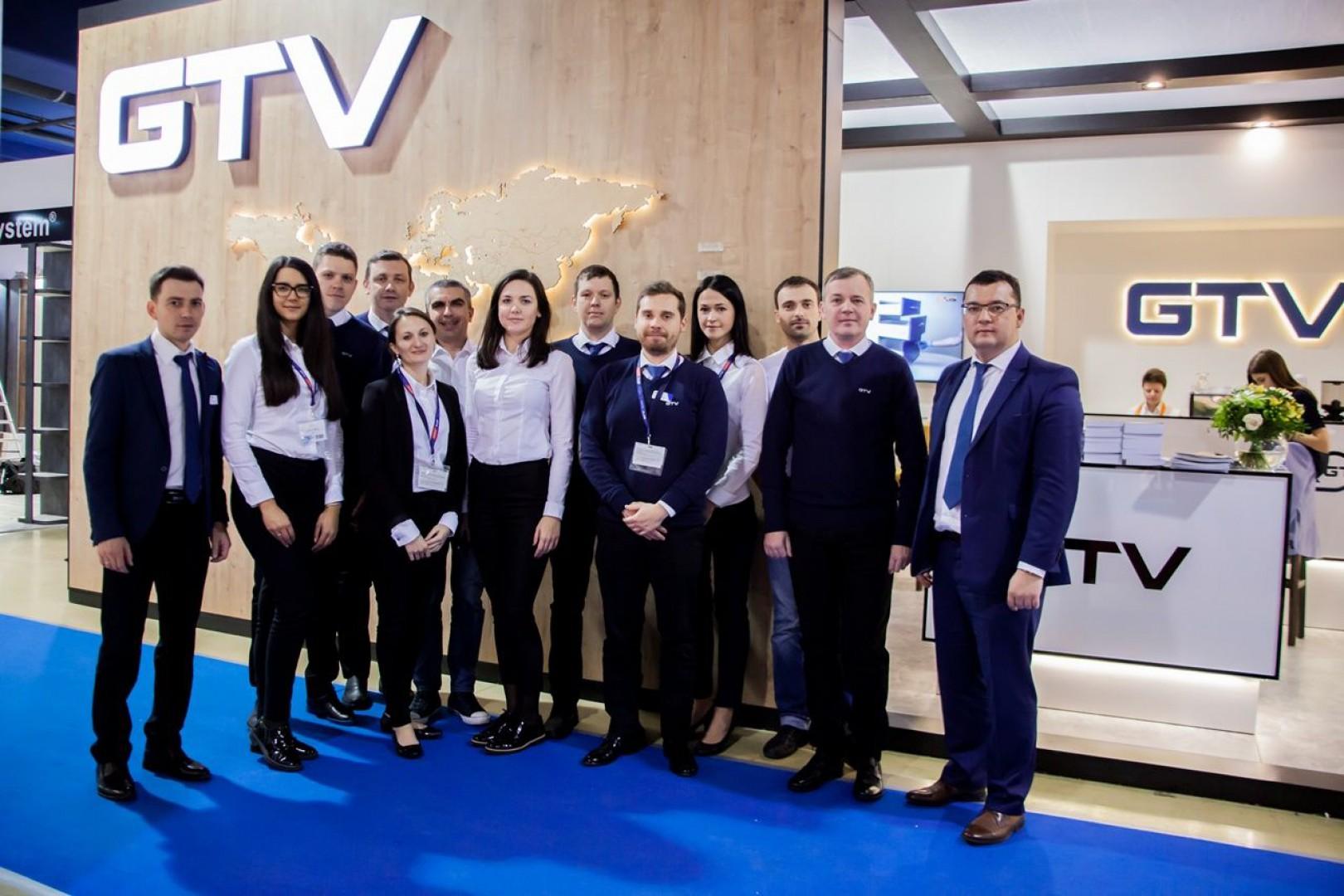 GTV na targach Mebel 2017 w Moskwie