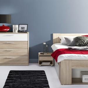 Łóżko z serii