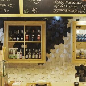 Dekoracja betonowa Corset/Morgan & Möller
