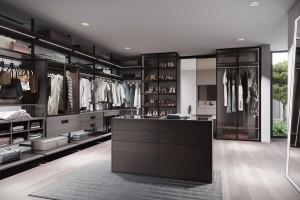 Garderoba w systemie mieszanym