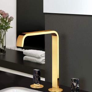 Kategoria: Przestrzeń Łazienki. NAGRODA GŁÓWNA: Bateria łazienkowa F.lli Frattini Vita M Style/Mirad