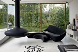 """Genialna architekt projektowała też """"nieziemskie"""" meble - zobacz najlepsze projekty Zahy Hadid"""