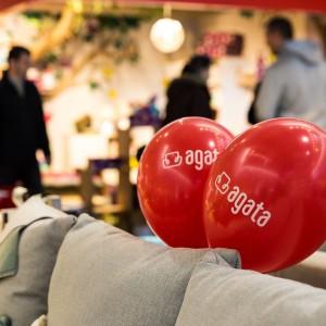 Otwarcie salonu Agata w Nowym Sączu