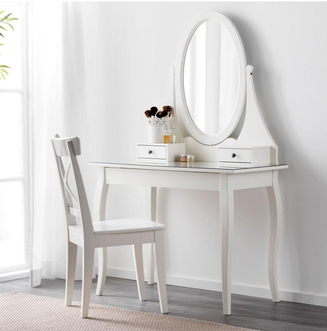 """Toaletka """"Hemnes"""" firmy IKEA. Fot. IKEA"""