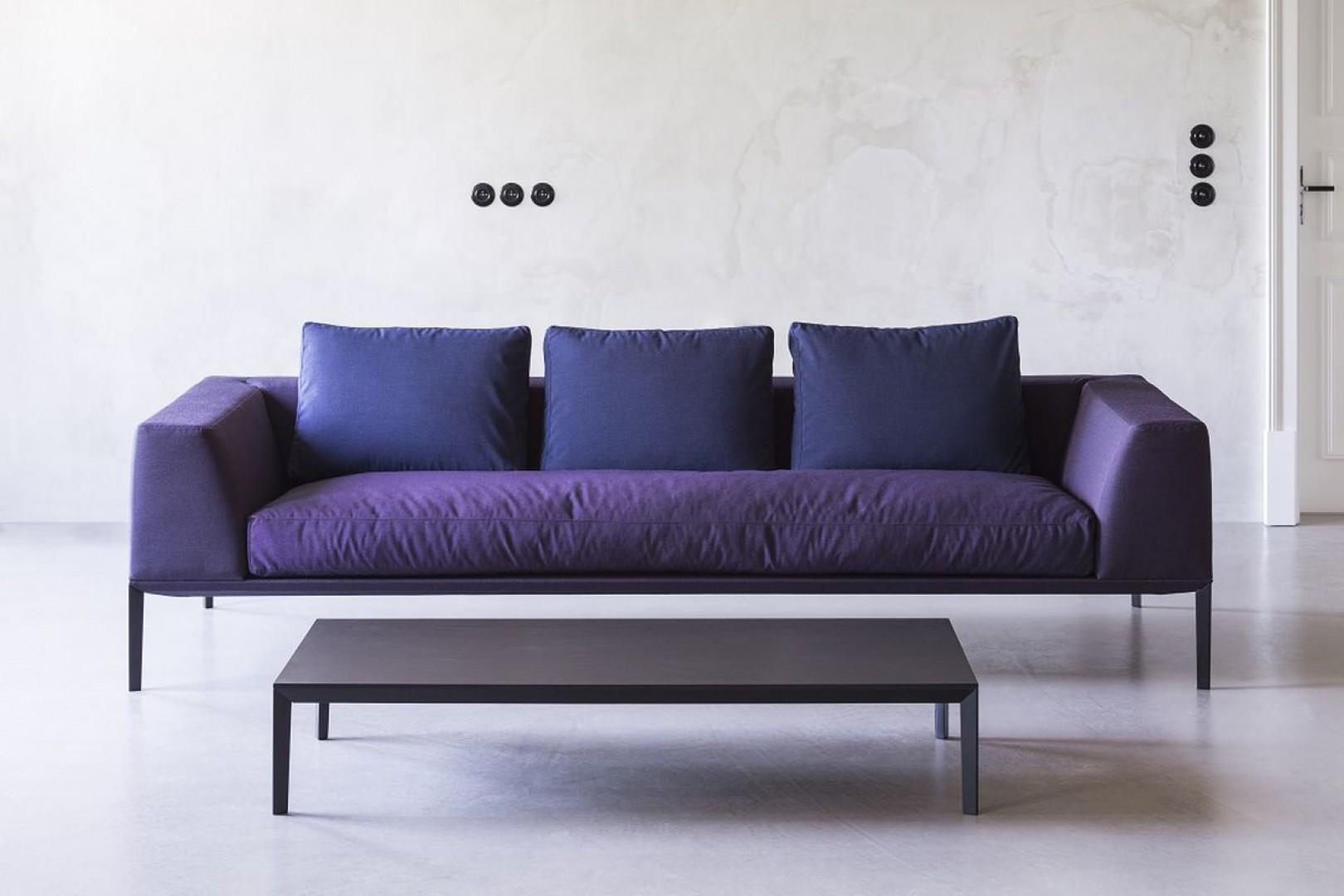 Sofa Sosa, projekt: Piotr Kuchciński dla Noti. Fot. Noti