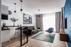 Funkcjonalnie i bez zbędnych elementów - jak umeblować mieszkanie na wynajem