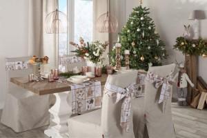 Co zrobić, żeby stół w jadalni wyglądał świątecznie?