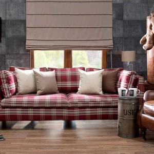 Pokrowiec na sofę - tkanina