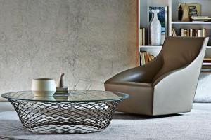 Zobacz meble zaprojektowane przez słynnego architekta Normana Fostera
