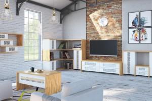 Trendy w meblarstwie: meble do wnętrz w stylu loft