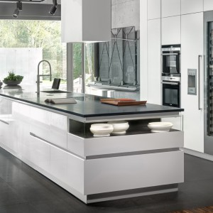 Nowa wersja kuchni Z1. Fot. Zajc Kuchnie