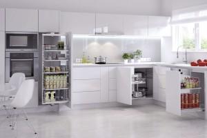 Jak zagospodarować przestrzeń pod kuchennym zlewem?