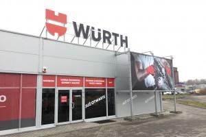 Firma Würth Polska otwiera nowe sklepy stacjonarne