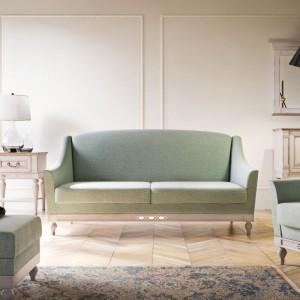 Sofa dwuosobowa z kolekcji Florencja. Fot. Taranko