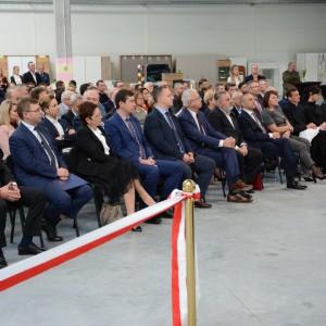 Otwarcie nowego obiektu Grupy Szynaka w Nowym Mieście Lubawskim