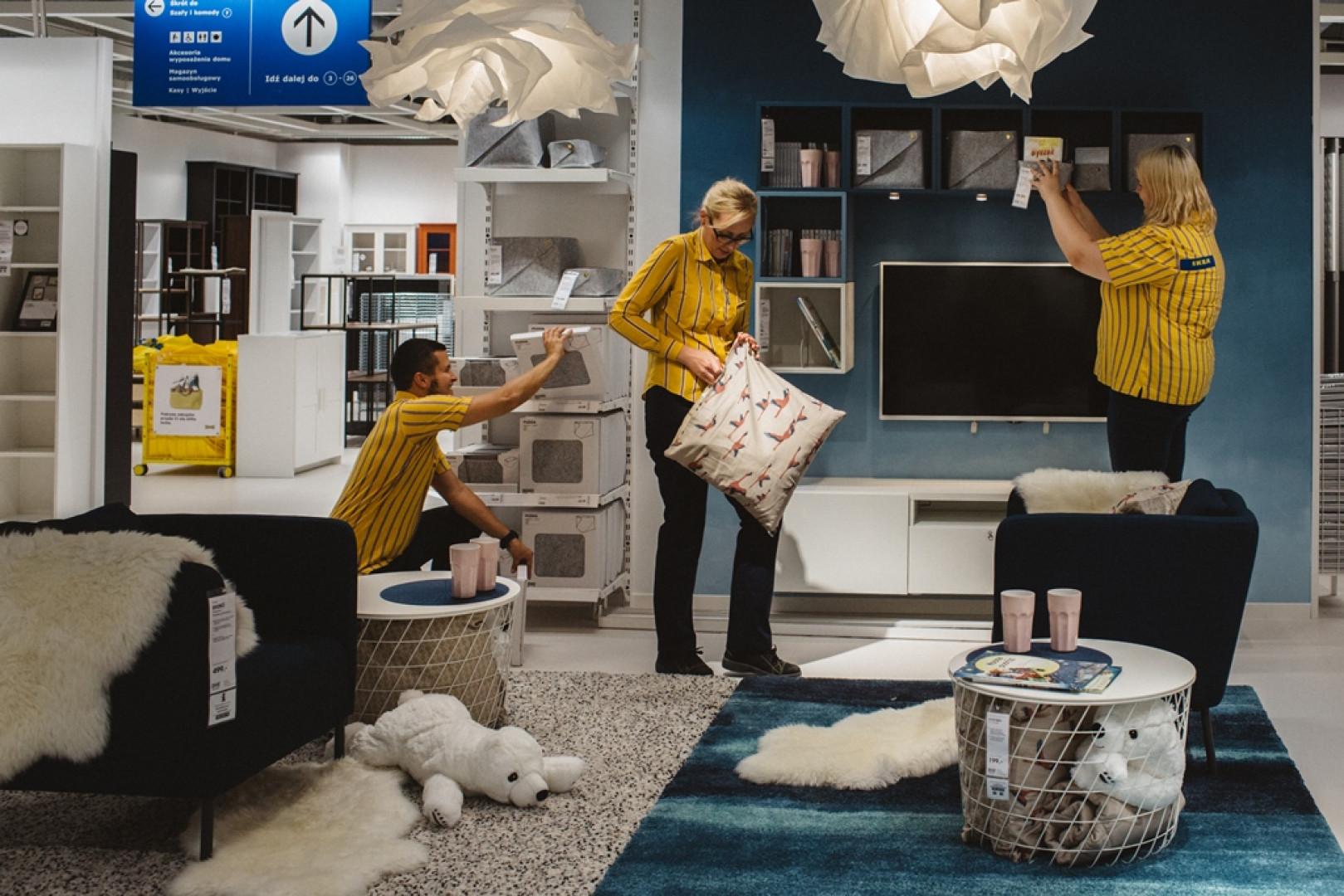 IKEA Lublin. Fot. IKEA